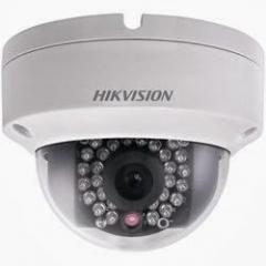 Video surveillance IP camera street Hikvision