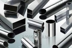 Profile pipes