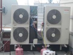 Кондиционеры промышленные, системы вентиляции