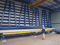 Автоматизированный склад профильного металлопроката