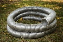 Hoses for mineral oils and chemicals