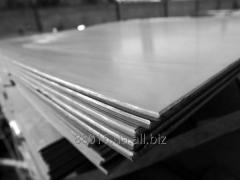 Rolled metal sheets