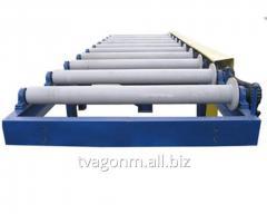 Рольганг для транспортировки металлопроката
