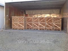 Wood drying chambers