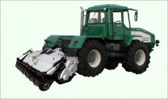 Tractor-200 cu ETM SSL / DT 200 (Slobozhanets)