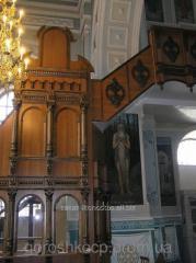 Church art items