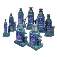 Jack of hydraulic bottle 2