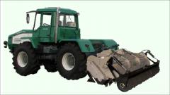 Трактор ХТА-200 со стабилизатором грунта SSМ 200