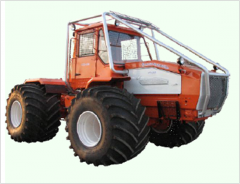 Tractor timber industry XTA-200-07 (Slobozhanets)