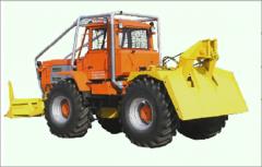 Macchina Skidder LT-157 (Slobozhanets)
