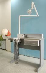 Стол зуботехнический (Стол учебный ортопедиче