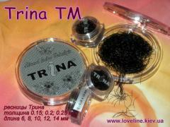 Eyelash Trina piece in jars