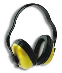Noise protection equipment: headphones, Equipment
