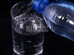 Вода минеральная хлоридно-гидрокарбонатная