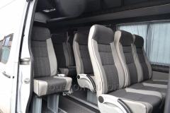 Автобусное сидение САП «Сириус» SP402 L1 и L2