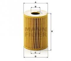 FEMG (FEMG) 95х44х200 40 oil filter mk, 140 mk