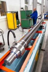 Hydraulic cylinder on samples and/or drawings of