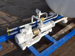 Hydro-Vacuum Pump priming SKC 4.08 (c motor 3 kW)