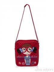 Детская сумочка 0315 красный
