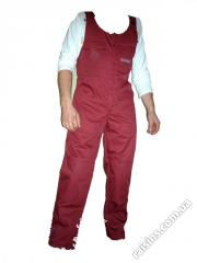 Semi-overalls Service (is available)