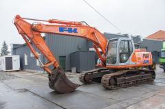Excavator caterpillar Fiat-Kobelko E215