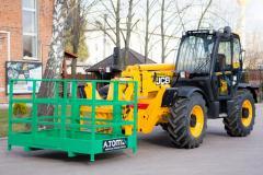 Auto-loader diesel JCB Loadall 535-125