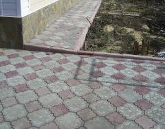 "Тротуарная плитка ""Лилия""   в"
