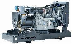 8 - 3300 kVA diesel generators Scania, Perkins,