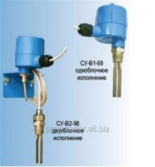 Signaling apparatuses vibration of liquid level