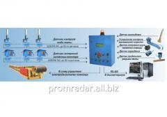 Devices of the control and regulation
