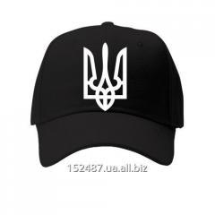 Кепка с гербом Украины