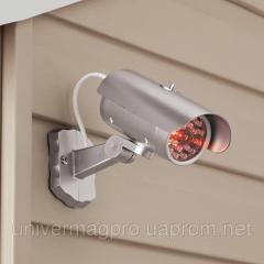 Fake surveillance cameras