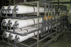 Systems of water purification, water treatment,