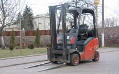 Diesel loader of Linde H14D