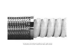 Тефлоновый промышленный шланг Corroflon