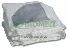 Sheet protective, fire-resistant Attuch