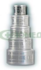 Box sterilizing round KSK-3 (The volume of 3 dm3,