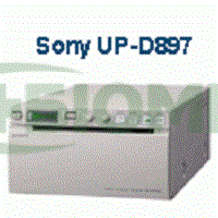 Digital videprinter of Sony UP-D897