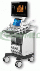 Colour ultrasound scanners
