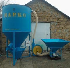 Мини завод для производства комбикормов