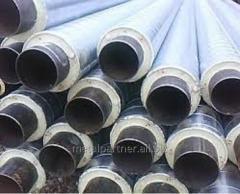 Труба стальная 108/200 в СПИРО ( оцинкованной)