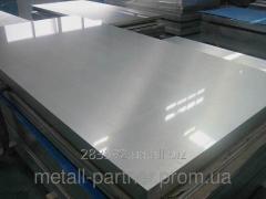 Лист нержавеющий  0,5 (1,0х2,0) 2B+PVC AISI 304