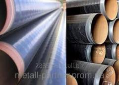 Труба ДУ 15 стальная в весьма усиленной битумно