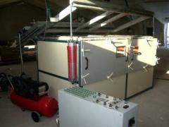 Devices thermoforming automatic Kiev.