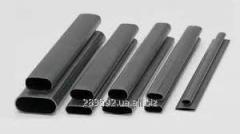 Труба плоско-овальная 70х11х1,5 ГОСТ 8645-68