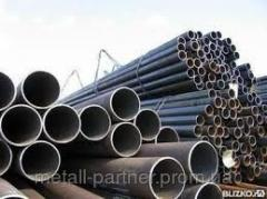 Труби та трубки із чорних металів і сплавів