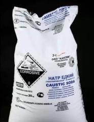 Каустик (натрия гидроксид, калия гидроксид)