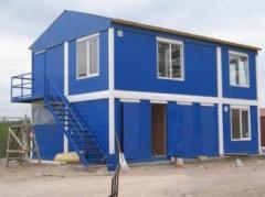 Buildings are modular