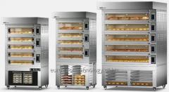 Хлебопекарски пещи