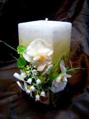 Candles are interior